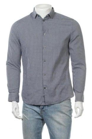 Pánská košile  H&M, Velikost M, Barva Modrá, Bavlna, Cena  244,00Kč