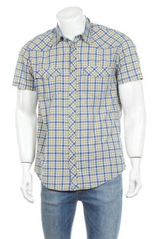 Мъжка риза H&M L.O.G.G., Размер L, Цвят Многоцветен, Памук, Цена 15,12лв.