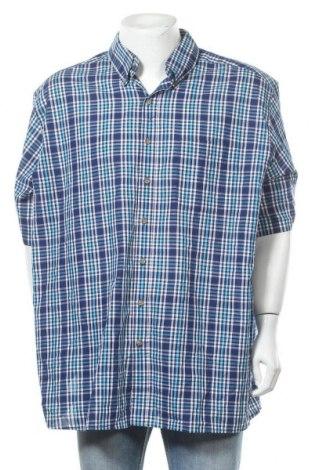 Pánská košile  Harbor Bay, Velikost XXL, Barva Modrá, 55% bavlna, 45% polyester, Cena  244,00Kč