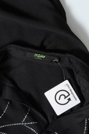 Мъжка риза Jaded London, Размер XS, Цвят Черен, Вискоза, Цена 46,50лв.