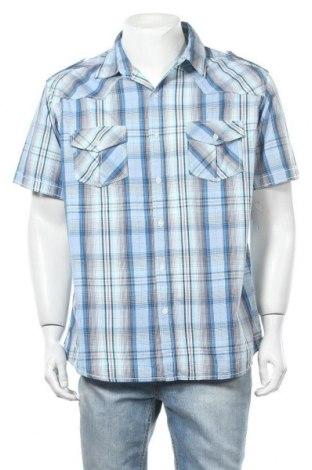 Мъжка риза Maddox, Размер XXL, Цвят Многоцветен, Памук, Цена 17,96лв.