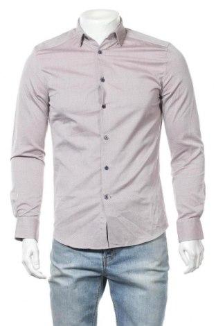 Мъжка риза Mexx, Размер S, Цвят Лилав, Памук, Цена 51,75лв.