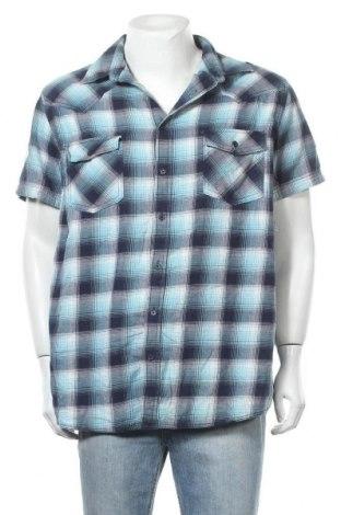 Мъжка риза Mossimo, Размер XXL, Цвят Многоцветен, Памук, Цена 12,60лв.