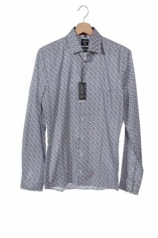 Мъжка риза Olymp, Размер XS, Цвят Многоцветен, 97% памук, 3% еластан, Цена 8,59лв.