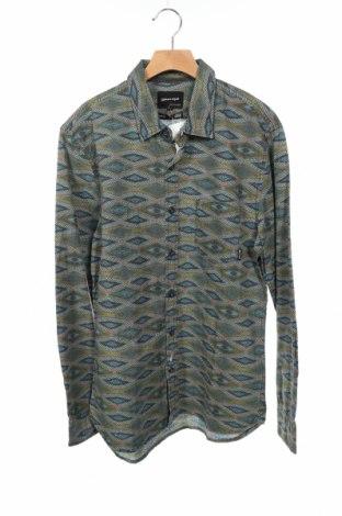 Ανδρικό πουκάμισο Quiksilver, Μέγεθος XS, Χρώμα Πολύχρωμο, 100% βαμβάκι, Τιμή 12,37€