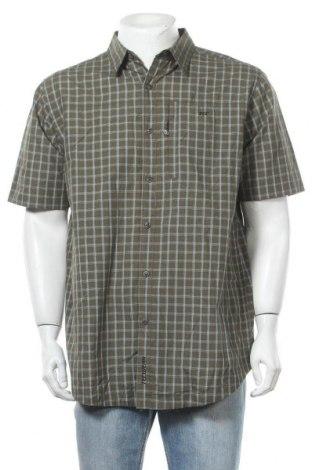 Мъжка риза Rodeo, Размер XL, Цвят Зелен, 65% полиестер, 35% вискоза, Цена 19,95лв.