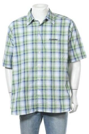 Мъжка риза Schoffel, Размер XXL, Цвят Многоцветен, 65% памук, 35% полиестер, Цена 24,15лв.