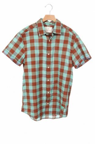 Мъжка риза Scotch & Soda, Размер S, Цвят Оранжев, Памук, Цена 74,25лв.