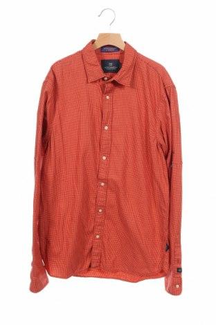 Мъжка риза Scotch & Soda, Размер S, Цвят Черен, Цена 40,50лв.