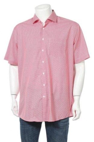 Мъжка риза Seidensticker, Размер XXL, Цвят Червен, Памук, Цена 40,88лв.