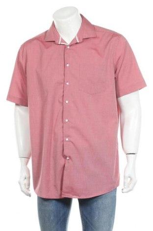 Мъжка риза Seidensticker, Размер XL, Цвят Червен, Памук, Цена 15,12лв.