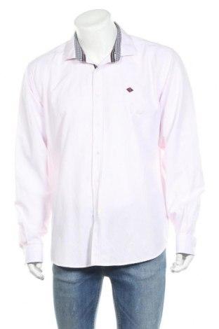Мъжка риза Sir Raymond Tailor, Размер XL, Цвят Розов, 98% памук, 2% еластан, Цена 44,16лв.