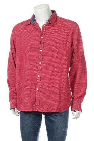 Pánská košile  Target, Velikost XXL, Barva Červená, Bavlna, Cena  217,00Kč