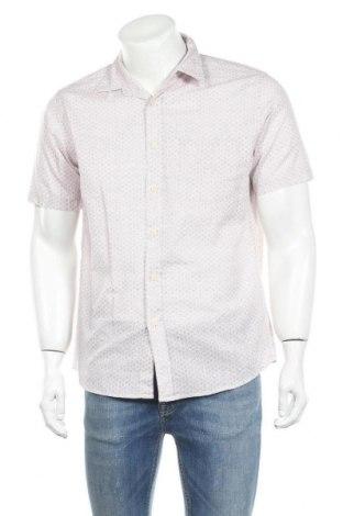 Мъжка риза Uniqlo, Размер L, Цвят Многоцветен, Памук, Цена 16,07лв.