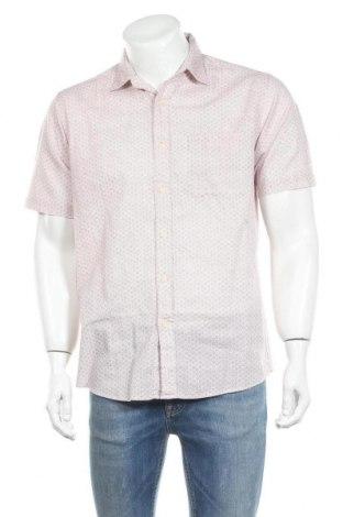 Мъжка риза Uniqlo, Размер L, Цвят Многоцветен, Цена 4,73лв.