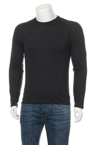Ανδρική αθλητική μπλούζα Adidas, Μέγεθος S, Χρώμα Μαύρο, Πολυεστέρας, Τιμή 13,25€
