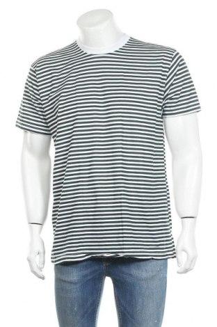 Ανδρικό t-shirt American Apparel, Μέγεθος L, Χρώμα Πράσινο, 50% βαμβάκι, 50% πολυεστέρας, Τιμή 7,01€