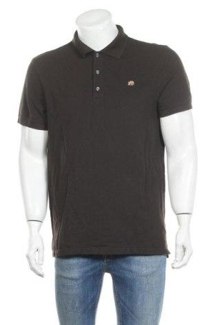 Мъжка тениска Banana Republic, Размер L, Цвят Кафяв, 96% памук, 4% еластан, Цена 33,60лв.