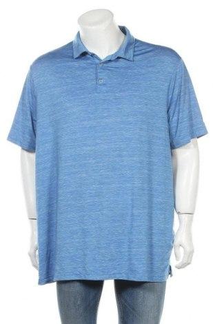 Ανδρικό t-shirt Champion, Μέγεθος XXL, Χρώμα Μπλέ, Πολυεστέρας, Τιμή 10,52€