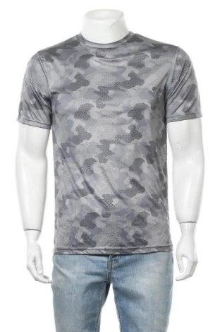 Ανδρικό t-shirt Champion, Μέγεθος XL, Χρώμα Γκρί, Πολυεστέρας, Τιμή 4,97€