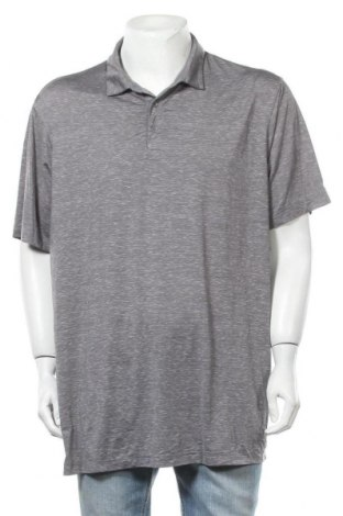 Ανδρικό t-shirt Champion, Μέγεθος XXL, Χρώμα Γκρί, Πολυεστέρας, Τιμή 4,68€