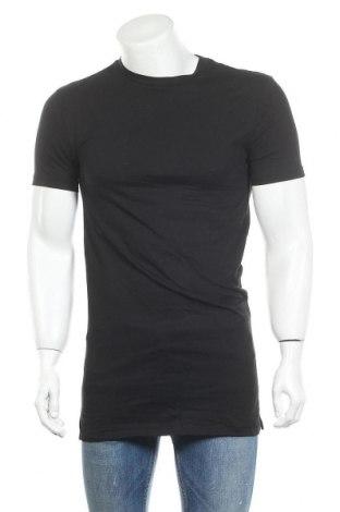 Ανδρικό t-shirt H&M Divided, Μέγεθος XS, Χρώμα Μαύρο, Βαμβάκι, Τιμή 3,64€