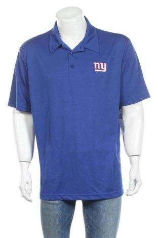 Ανδρικό t-shirt NFL, Μέγεθος XL, Χρώμα Μπλέ, Πολυεστέρας, Τιμή 9,10€