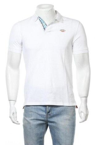 Ανδρικό t-shirt Spagnolo, Μέγεθος XS, Χρώμα Λευκό, Βαμβάκι, Τιμή 15,21€