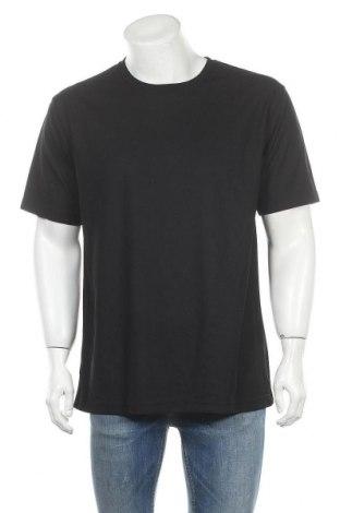Мъжка тениска Tee Jays, Размер XL, Цвят Черен, Цена 12,60лв.