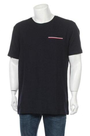 Pánské tričko  Tommy Hilfiger, Velikost XXL, Barva Modrá, Bavlna, Cena  781,00Kč