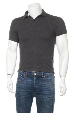 Мъжка тениска Uniqlo, Размер XS, Цвят Сив, 72% памук, 28% полиестер, Цена 11,34лв.