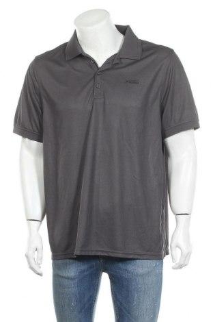 Мъжка тениска Vittorio Rossi, Размер XXL, Цвят Сив, Цена 17,01лв.