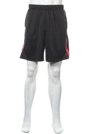 Ανδρικό κοντό παντελόνι Adidas, Μέγεθος L, Χρώμα Μαύρο, Πολυεστέρας, Τιμή 12,86€