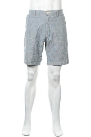 Мъжки къс панталон H&M L.O.G.G., Размер L, Цвят Син, Цена 18,90лв.