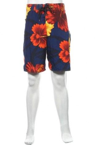 Ανδρικό κοντό παντελόνι Quiksilver, Μέγεθος S, Χρώμα Πολύχρωμο, Πολυεστέρας, Τιμή 9,35€