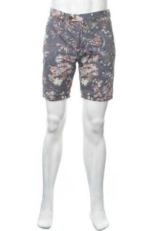 Мъжки къс панталон Scotch & Soda, Размер S, Цвят Многоцветен, Памук, Цена 28,56лв.