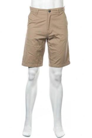 Мъжки къс панталон Urban Heritage, Размер S, Цвят Бежов, Цена 16,07лв.