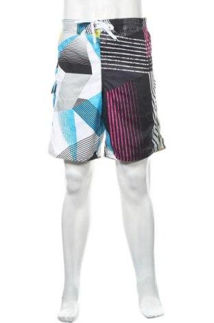 Мъжки къс панталон Vittorio Rossi, Размер XL, Цвят Многоцветен, Полиестер, Цена 12,60лв.