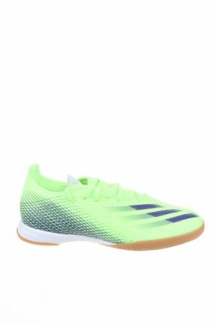 Мъжки обувки Adidas, Размер 39, Цвят Зелен, Полиуретан, Цена 134,25лв.