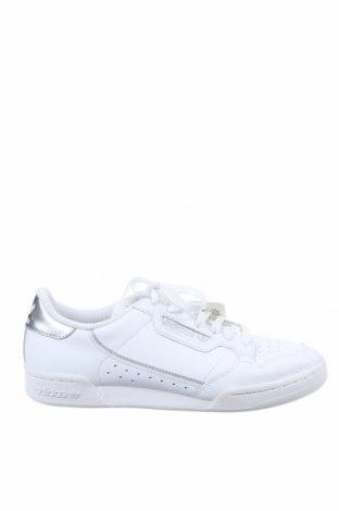 Ανδρικά παπούτσια Adidas Originals, Μέγεθος 43, Χρώμα Λευκό, Γνήσιο δέρμα, Τιμή 50,75€