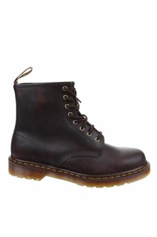 Мъжки обувки Dr. Martens, Размер 45, Цвят Кафяв, Естествена кожа, Цена 254,25лв.