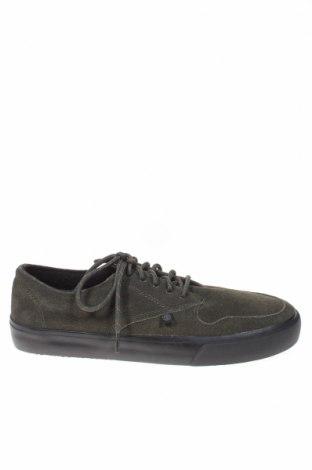 Pánské boty Element, Velikost 45, Barva Zelená, Přírodní velur , Cena  1294,00Kč