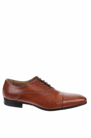 Мъжки обувки Giorgio 1958, Размер 41, Цвят Кафяв, Естествена кожа, Цена 164,25лв.
