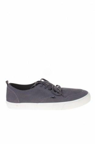 Мъжки обувки Helium, Размер 45, Цвят Сив, Естествен велур, Цена 164,25лв.