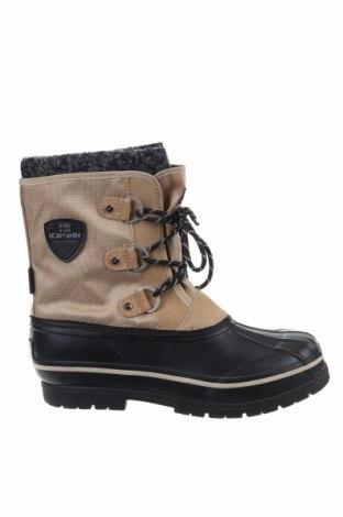 Мъжки обувки Icepeak, Размер 43, Цвят Черен, Полиуретан, текстил, Цена 81,75лв.