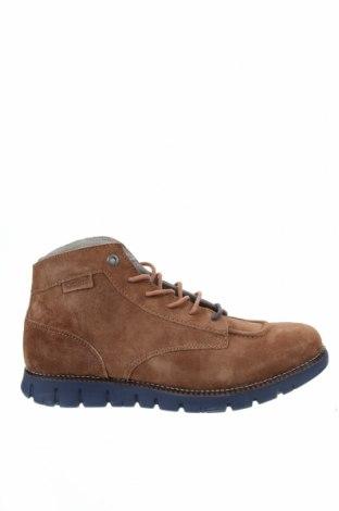 Ανδρικά παπούτσια Kickers, Μέγεθος 44, Χρώμα  Μπέζ, Φυσικό σουέτ, Τιμή 47,17€