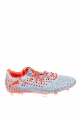 Мъжки обувки PUMA, Размер 41, Цвят Сив, Текстил, Цена 126,75лв.