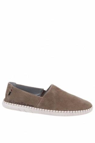 Ανδρικά παπούτσια Strellson, Μέγεθος 46, Χρώμα Καφέ, Φυσικό σουέτ, Τιμή 67,73€