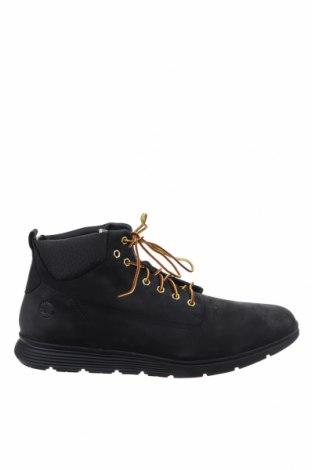 Мъжки обувки Timberland, Размер 49, Цвят Сив, Естествена кожа, Цена 239,25лв.