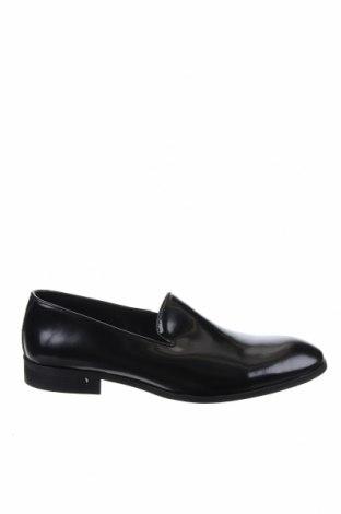 Мъжки обувки Zign, Размер 45, Цвят Черен, Естествена кожа, Цена 89,25лв.